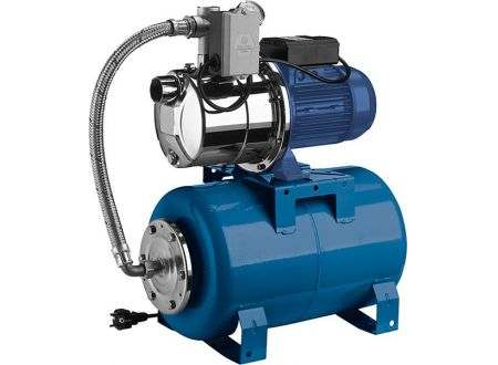 Edelstahl-Hauswasserwerk GP-JEXM 120-24 1390 Watt