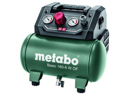 Metabo Kompressor Basic 160-6 W OF bei handwerker-versand.de günstig kaufen