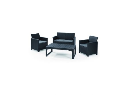 Amea Lounge-Set 4Tlg.