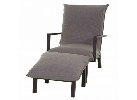 Siena Garden Lounge-Set Rockford matt anthrazit / grau bei handwerker-versand.de günstig kaufen