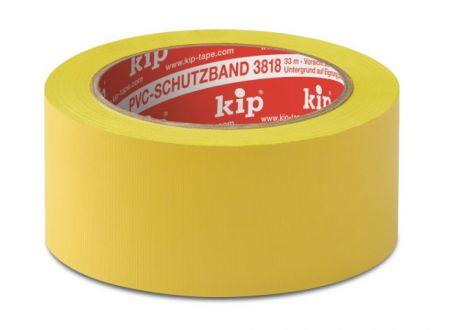 Kip PVC-Schutzband GEL quergerillt 30mm x 33m (20 Stk.) bei handwerker-versand.de günstig kaufen