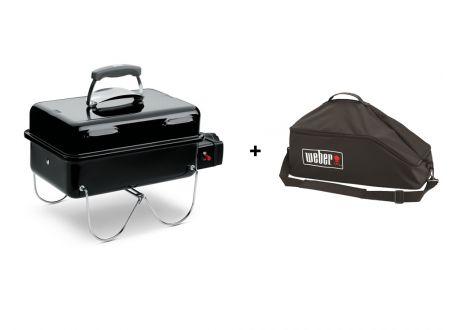 Weber Reisegrill Go-Anywhere Gas mit Transporttasche bei handwerker-versand.de günstig kaufen