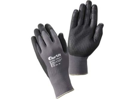 Handschuh Fitter Maxx Plus FORTIS Größe:9
