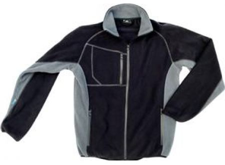 Champ Fleecejacke S schwarz/grau bei handwerker-versand.de günstig kaufen