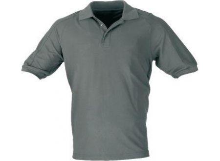 EDE Poloshirt grau/schwarz bei handwerker-versand.de günstig kaufen