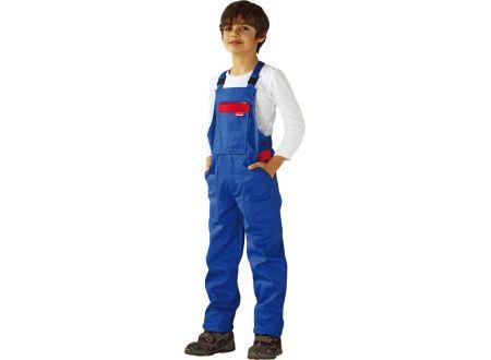 EDE Kinderlatzhose 100% Baumwolle 290 g/m² kornblau bei handwerker-versand.de günstig kaufen