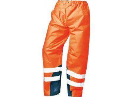 EDE Warnschutzregenbundhose Matula orange bei handwerker-versand.de günstig kaufen