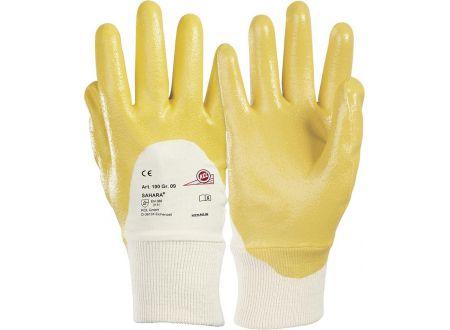 Fortis Handschuh Sahara 100 gelb Größe:10 Lieferumfang: 10 Paar
