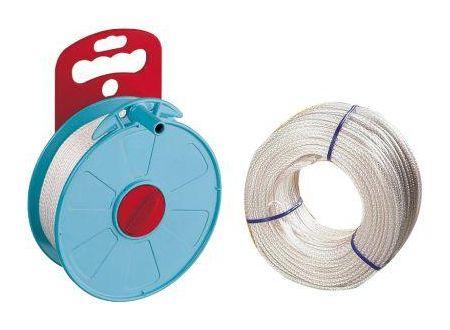 Ersatzleine für Wäschespinnen                     Länge 62 Meter, Standard