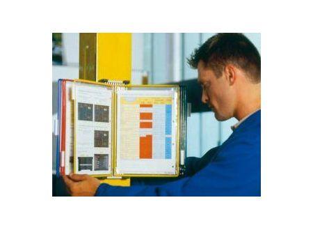 EDE Wandelement Technic A4 grau 10 Tafeln bei handwerker-versand.de günstig kaufen