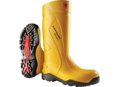 Dunlop Sicherheitsstiefel Puro fort+ S5 CI 48 gelb bei handwerker-versand.de günstig kaufen