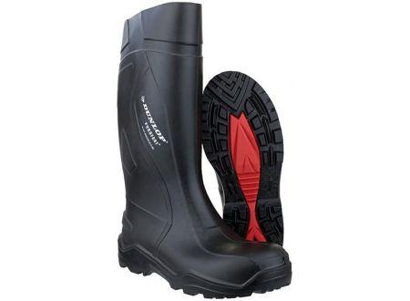Dunlop Sicherheitsstiefel Puro fort+ S5 CI 45 schwarz bei handwerker-versand.de günstig kaufen