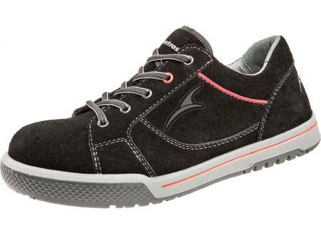 Albatros Sicherheitssneaker S1P Größe:45 Farbe:schwarz