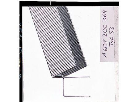 Bosch Tackerklammern Typ53 Bosch Höhe:12 mm