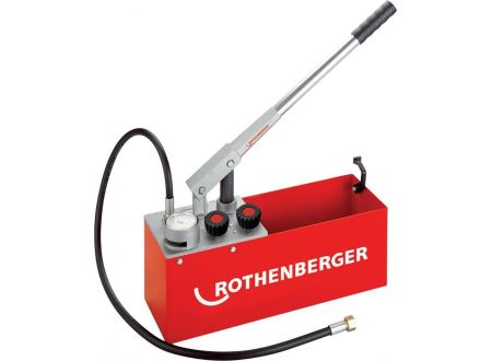 Prüfpumpe Rothenberger RP50-S Ausführung:Prüfpumpe RP 50 S