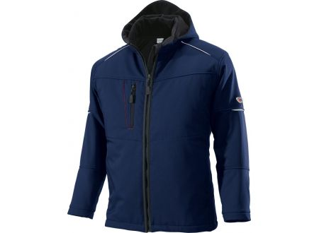 BP Wintersoftshelljacke 1869 572, schwarz XXL dunkelblau bei handwerker-versand.de günstig kaufen