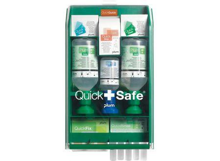 Plum ErsteHilfeStation QuickSafe Box Ausführung:gefüllt