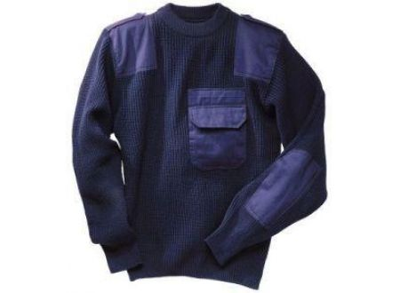 E/D/E Logistik-Center Baumwoll-Pullover bei handwerker-versand.de günstig kaufen