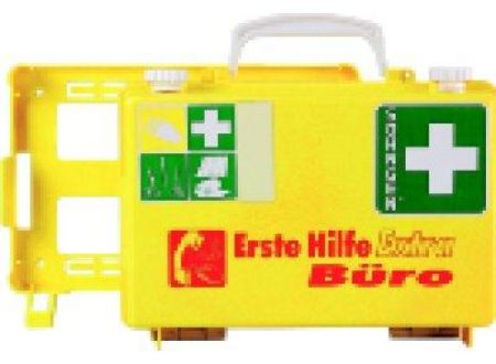 Söhngen Erste-Hilfe-Koffer DIN 13157 gelb bei handwerker-versand.de günstig kaufen