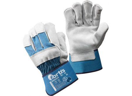 Fortis Handschuh Digger Rindspaltleder 9 bei handwerker-versand.de günstig kaufen