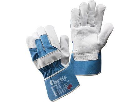 Fortis Handschuh Steeler Rindvollleder 9 bei handwerker-versand.de günstig kaufen