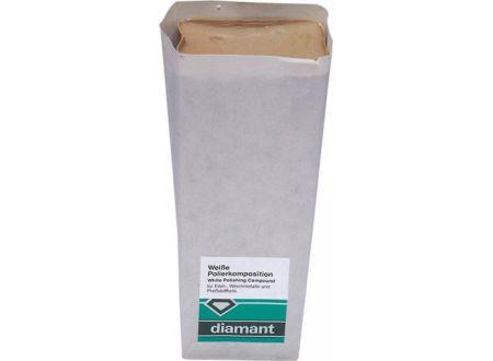 Schleif//Polierpaste 700g wei/ß-beige diamant