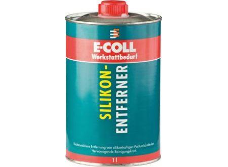 Silikonentferner E-COLL Ausführung:1-l-Dose Lieferumfang: 12 Stück
