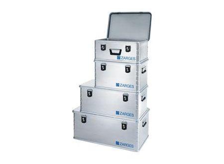 Alu-Transportbox Zarges Größe:900 x 500 x 370mm