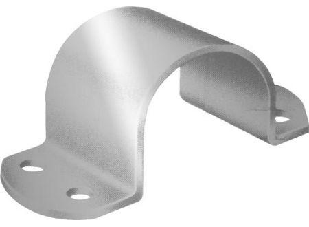 Vormann Rohrschelle verzinkt Abstand:49mm