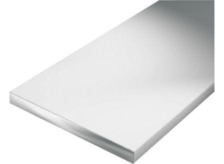 Gah Flachstange silberfarbig Aluminium bei handwerker-versand.de günstig kaufen