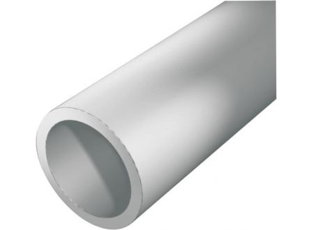 Gah Rundrohr silberfarbig Aluminium bei handwerker-versand.de günstig kaufen