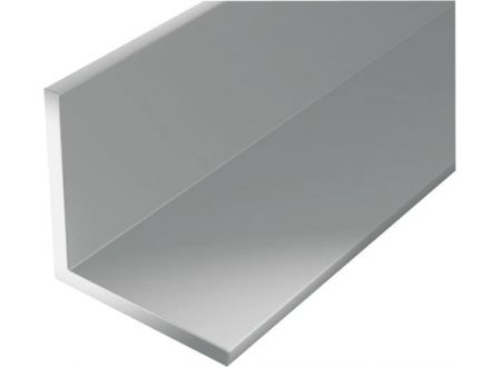 Gah Winkelprofil silberfarbig Aluminium bei handwerker-versand.de günstig kaufen