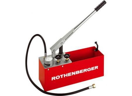 Prüfpumpe Rothenberger RP50-S Ausführung:Prüfpumpe RP 50 S/INOX