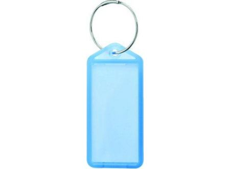 Lothar Reiher Schlüsselanhänger aufklappbar Farbe:gelb Lieferumfang: 100 Stück