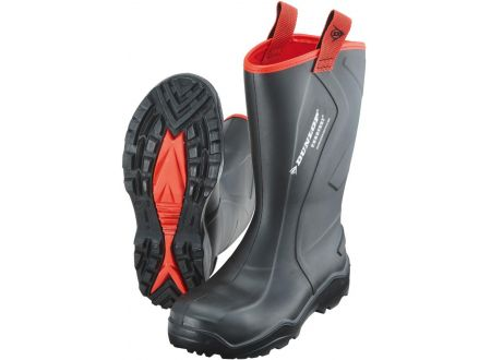 Stiefel Dunlop Purofort+ Rugged Größe:49-50
