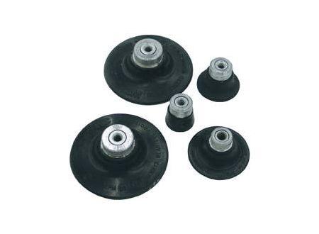 Stützteller 3M Roloc Aufnahme:M14 für Durchmesser:76,2mm Härte:extra hart