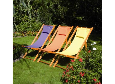 Siena Garden Liegestuhl Faro Hartholz 4 Positionen verstellbar bei handwerker-versand.de günstig kaufen