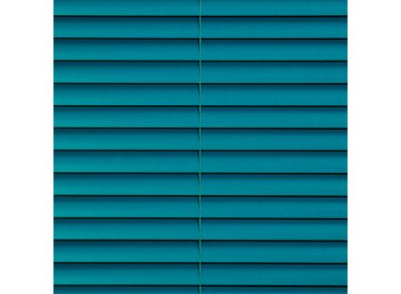 Liedeco Jalousie aus Alu Aluminium-Jalousie Farbe:mint Länge:160 cm Breite:160 cm