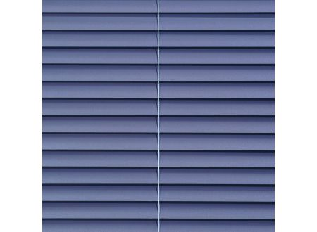 Liedeco Jalousie aus Alu Aluminium-Jalousie Farbe:sky Länge:160 cm Breite:150 cm