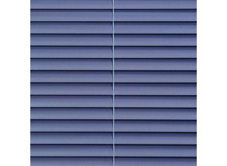 Liedeco Jalousie aus Alu Aluminium-Jalousie Farbe:sky Länge:160 cm Breite:220 cm