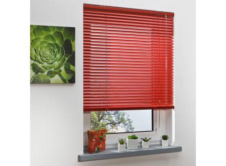 Liedeco Jalousie aus Alu Aluminium-Jalousie rot 130 cm 90 cm bei handwerker-versand.de günstig kaufen