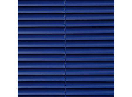 Jalousie aus Kunststoff 160 cm Länge Kunststoff-Jalousie Farbe:orientblau Breite:100 cm
