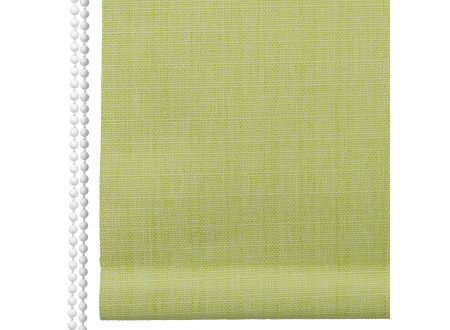 Liedeco Rollo Struktur Verdunkelung Seitenzugrollo Länge 175 cm Farbe:lindgrün Breite:82 cm