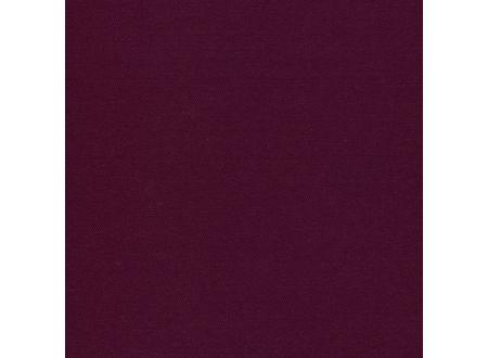 Liedeco Rollo mit Kette lichtdurchlässig Uni Seitenzugrollo für Fenster Farbe:brombeer Länge:180 cm Breite:82 cm