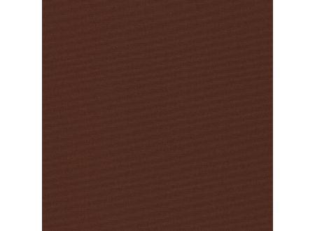 Liedeco Rollo mit Kette lichtdurchlässig Uni Seitenzugrollo für Fenster Farbe:cappuccino Länge:180 cm Breite:182 cm