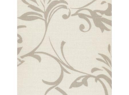 Liedeco Rollo mit Seitenzug Rokoko Länge 180 cm Farbe:creme Breite:182 cm