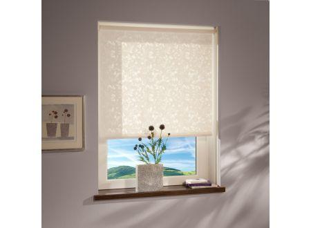 liedeco rollo mit kette lichtdurchl ssig dekor seitenzugrollo l nge 180 kaufen. Black Bedroom Furniture Sets. Home Design Ideas