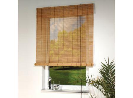 Liedeco Rollo Bambus mit Seitenzug Bambusrollo für Fenster und Tür bei handwerker-versand.de günstig kaufen