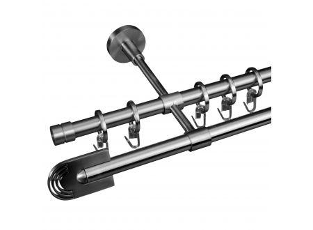 Gardinenstange Modern-Line Kegel 16 mm Stilgarn...