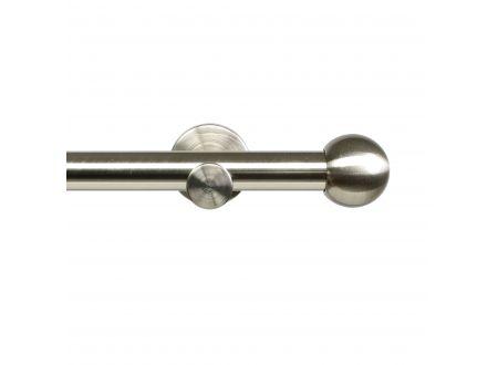 Liedeco Gardinenstange Modern-Line Kugel 16 mm Stilgarnitur bei handwerker-versand.de günstig kaufen